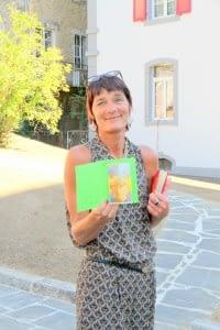 Isabelle Zuend initiatrice du projet