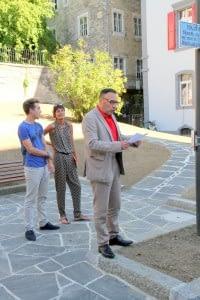 Discours de Miguel Perez Conseiller communal